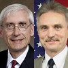 Tony Evers, Don Pridemore